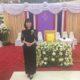 4th Thailand Princess Trophy พระเจ้าวรวงศ์เธอ พระองค์เจ้าโสมสวลี พระวรราชาทินัดดามาตุ ประทานโล่ประกาศเกียติคุณเเก่ เจ้าของบริษัท โล่ที่ 4